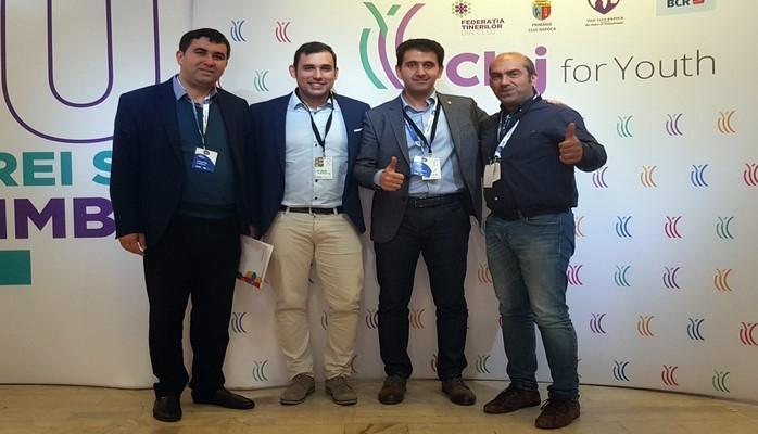 Консультационные механизмы азербайджанской молодежи представлены в Европе