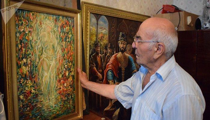 Утюг или талант азербайджанца: почему Маргарет Тэтчер выбрала гянджинские узоры