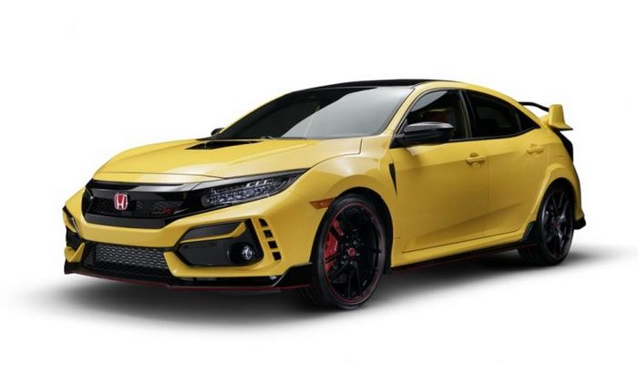 Sınırlı sayıda üretilen 2021 Honda Civic Type R dakikalar içinde stok tüketti