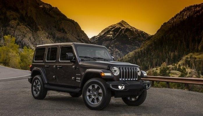 Jeep откажется от дизелей и выпустит гибриды и электрокары