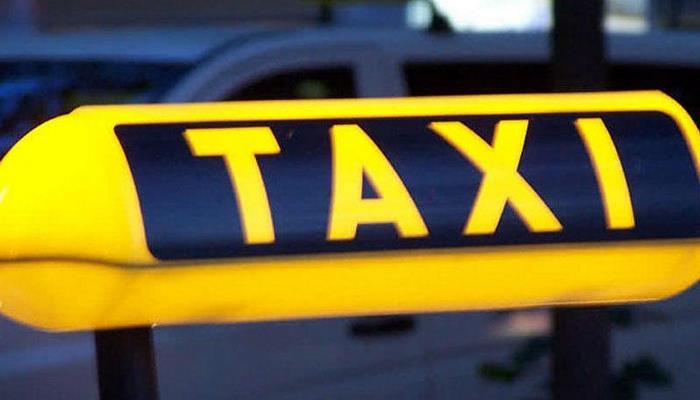 Bakıda tıxacda qalan taksi sürücüsündən inanılmaz hərəkət