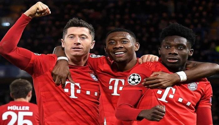 Лига Чемпионов: Разгром от 'Баварии', 'Барселона' сыграла вничью