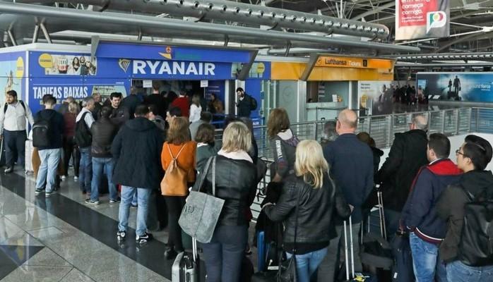 Ryanair предлагает миллион билетов из Испании с 25-процентной скидкой