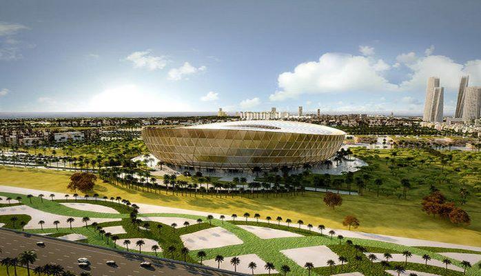 Как будет выглядеть главный стадион ЧМ-2022