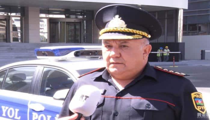 Vaqif Əsədov: 'Yol polisinin yeni uniforması modern və xidmət aparmaq üçün daha rahatdır'
