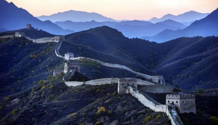 Çin səddi turistlər üçün açıq elan olundu