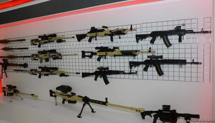 Азербайджан расширил продажу вооружения за рубеж