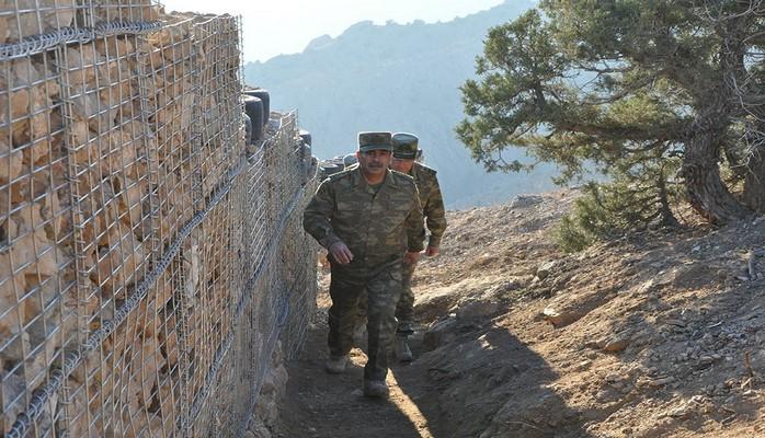 Министр: Я не могу раскрыть детали успешной военной операции азербайджанской армии в Нахчыване