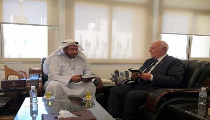 Публикации Института истории НАНА представлены специальному представителю генерального секретаря ООН