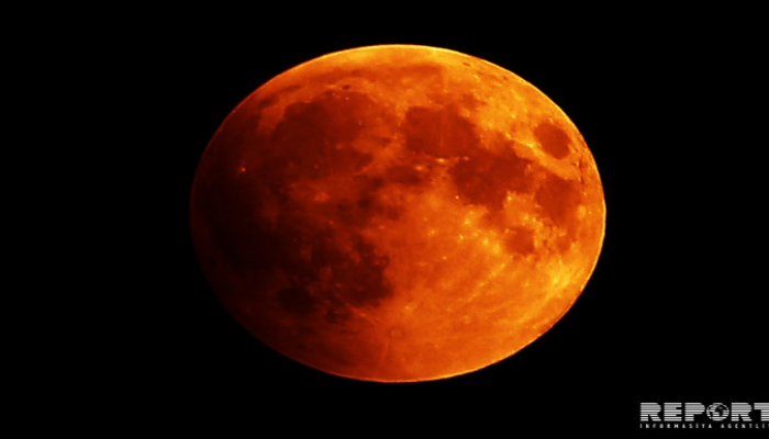 Завтра произойдет второе за год лунное затмение