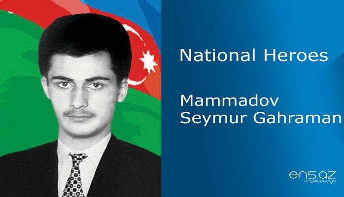 Mammadov Seymur Gahraman