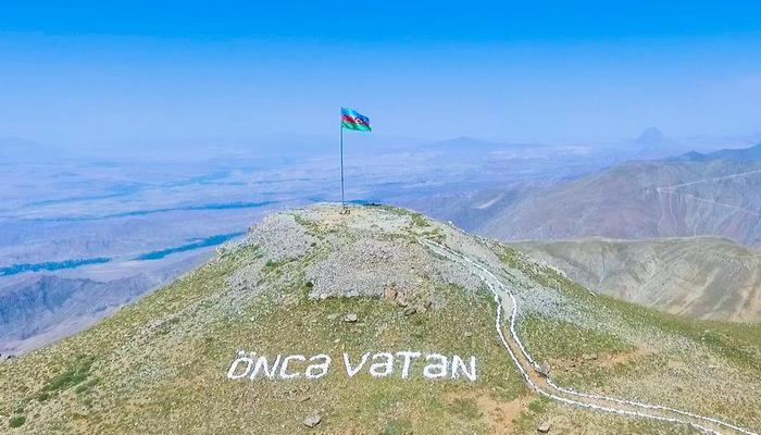 3 000 metr yüksəklikdə yerləşən bölmələrdə xidmət edən Azərbaycan əsgəri
