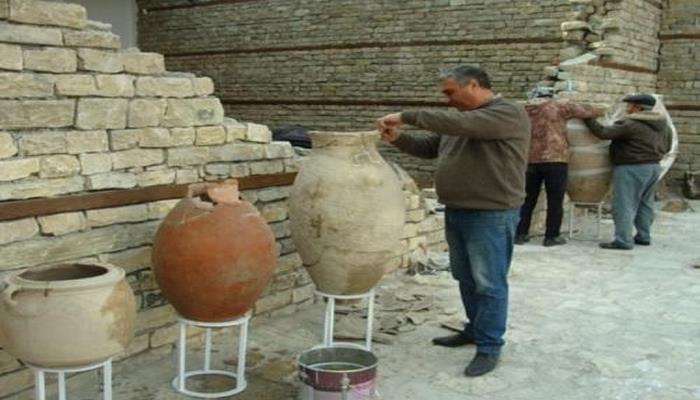 Şamaxıda qədim türklərə aid küplər tapıldı