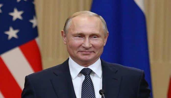 Британский телеканал снимет фильм о Путине