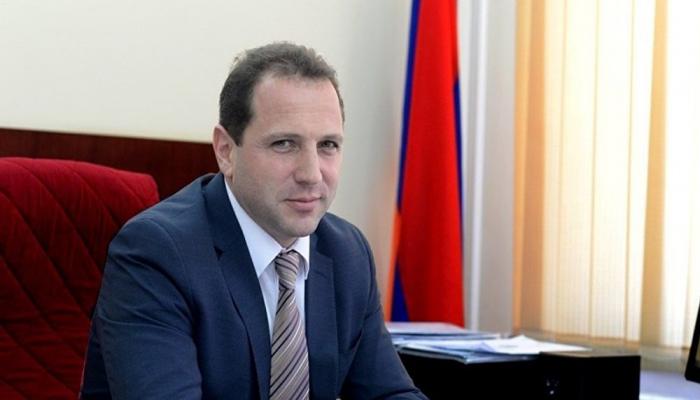 Tonoyan Azərbaycan və Ermənistan arasında operativ əlaqədən danışdı