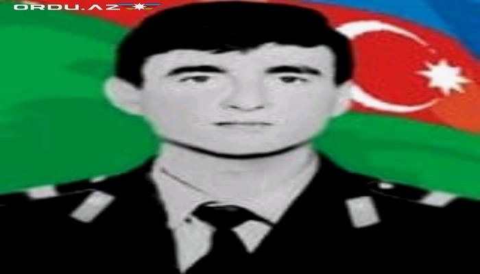 Milli Qəhrəmanı, Qarabağ müharibəsi şəhidi Elşad Yəhyayevin anım günüdür