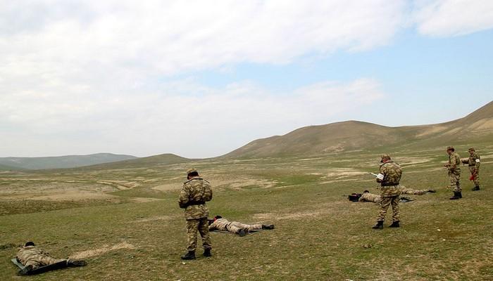 Определен лучший снайпер Азербайджанской армии
