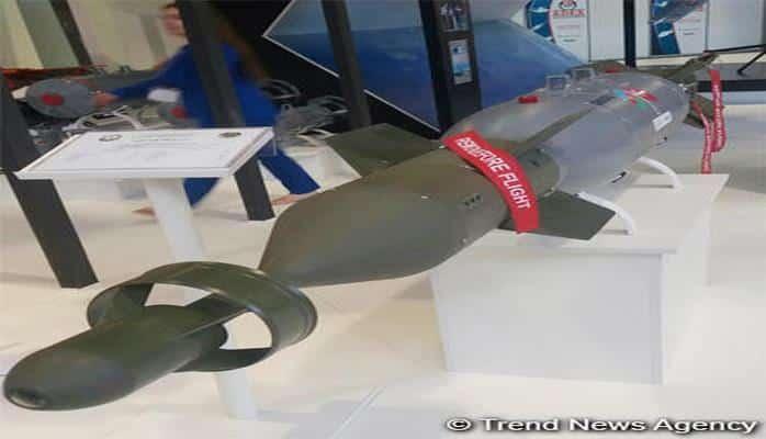 Azərbaycan yeni aviasiya bombası istehsalına başlayıb