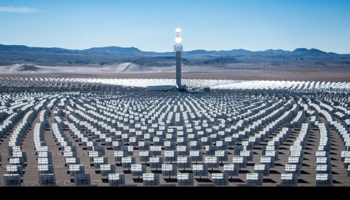 Saxara səhrasında nəhəng günəş elektrik stansiyası: Avropa üçün enerji