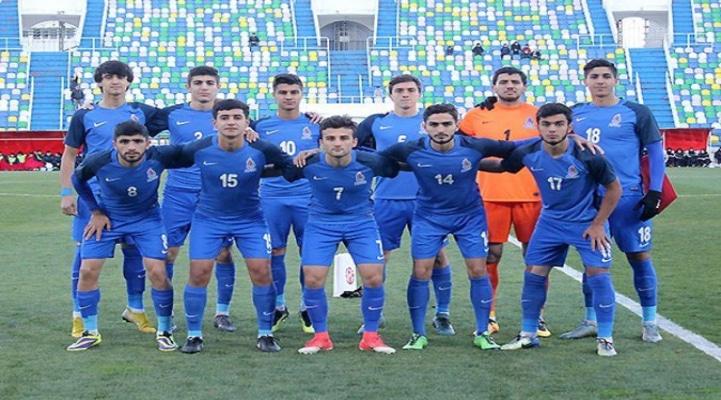 Сборная Азербайджана вновь обыграла Северную Македонию