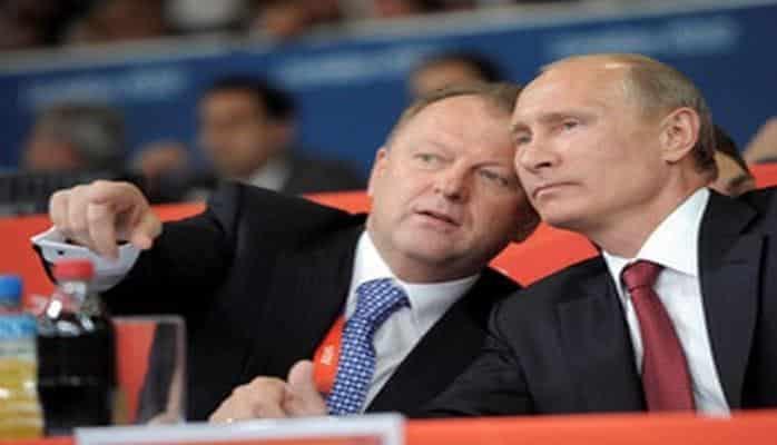 Президент России побывает на чемпионате мира по дзюдо в Баку