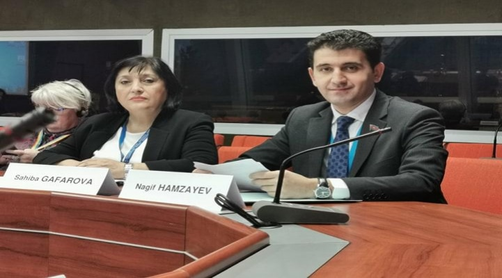 Нагиф Гамзаев назначен на новую должность в ПАСЕ