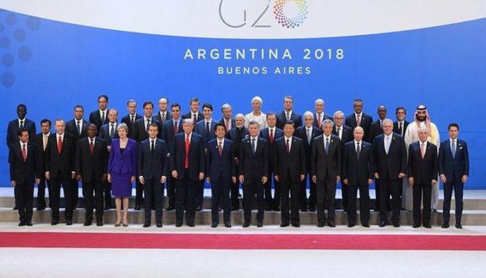 G20 ölkələrinin liderləri birgə bəyannamə qəbul etdilər