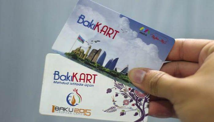 """BNA: Gələn il """"Bakı Kart"""" istifadəçiləri kartın balansını onlayn qaydada artıra biləcək"""