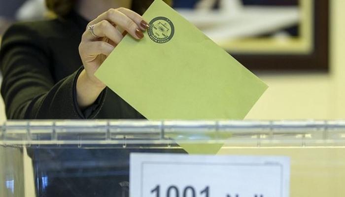 İstanbul'da oy kullanma işlemi saat kaçta başlıyor?