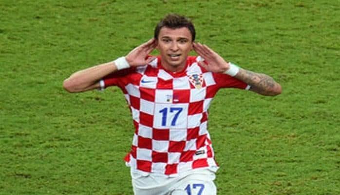 Mario Mancukiç Xorvatiya milli komandasındakı karyerasını başa vurub