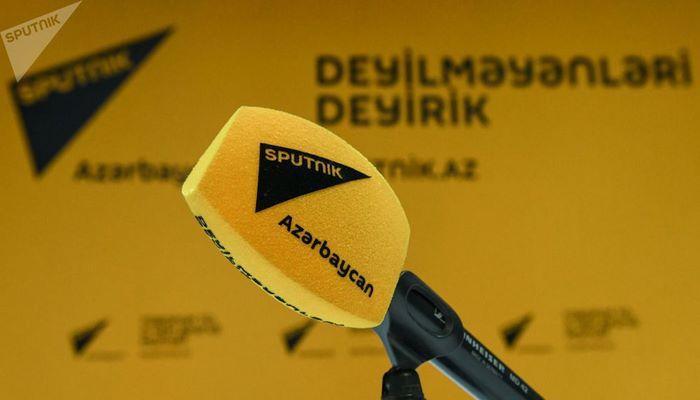 Sputnik Azərbaycan-ın 4 yaşı tamam olur