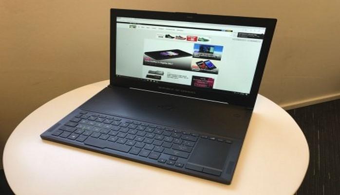 ASUS Zephyrus S занял место самого тонкого игрового ноутбука компании
