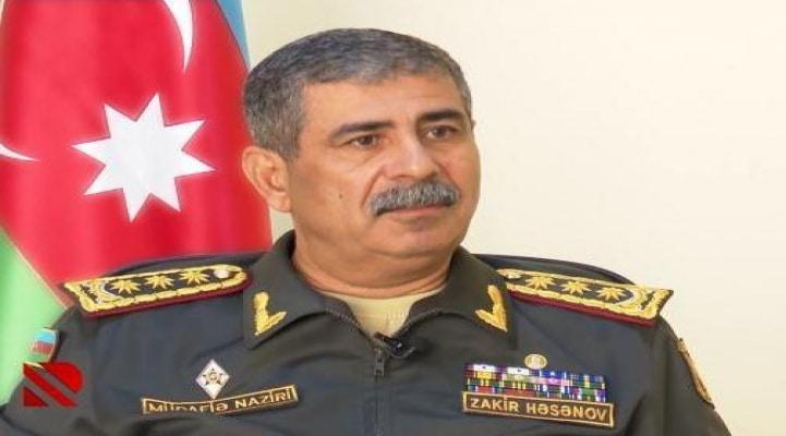 Generaldan orduya qəti tapşırıq: Erməni aktivliyinə qarşı...