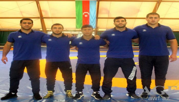 Zaur Əliyev dünya çempionatının finalında