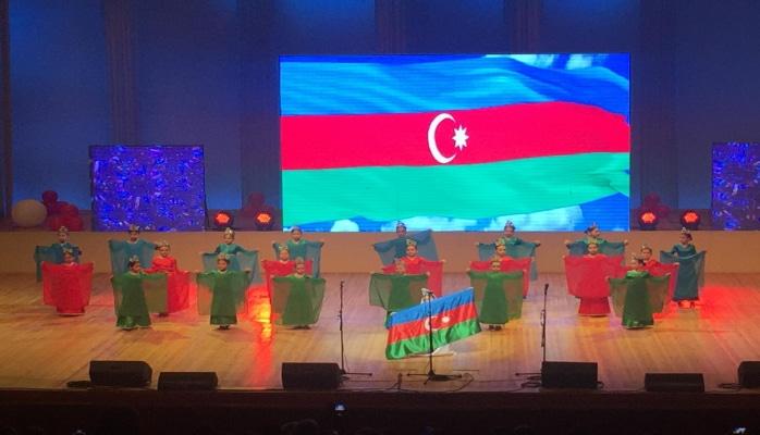 Мы дети свободной страны – праздничный концерт в Баку