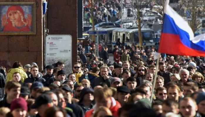 Численность населения России рекордно снизится