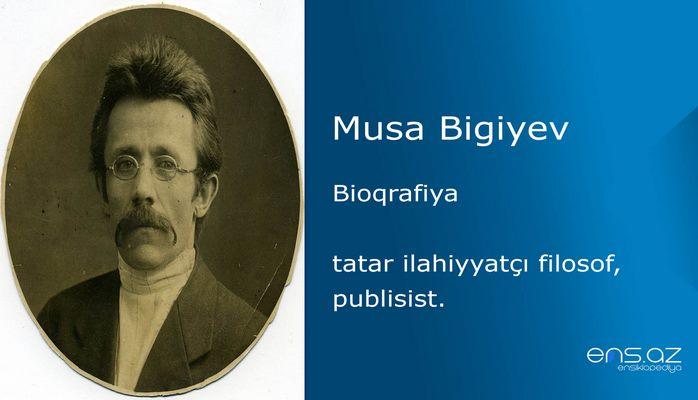 Musa Bigiyev