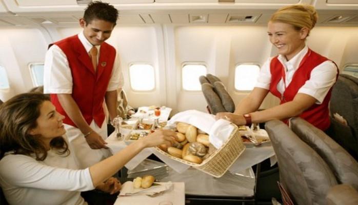 Как правильно питаться до, во время и после полёта?
