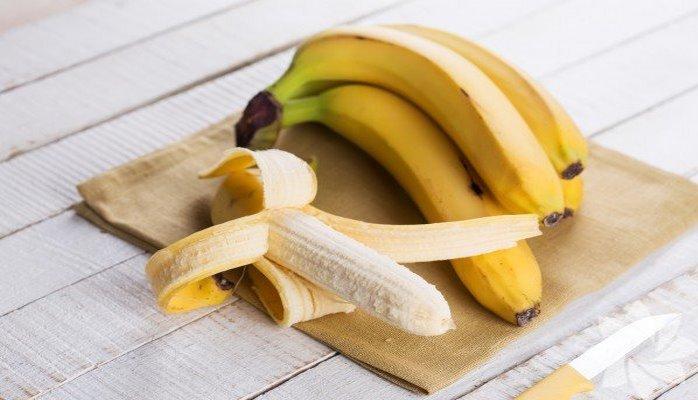 Bananı qabığı ilə yeyin
