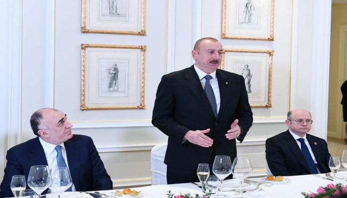 Президент Ильхам Алиев: Технологическое обновление Азербайджана является нашим приоритетом
