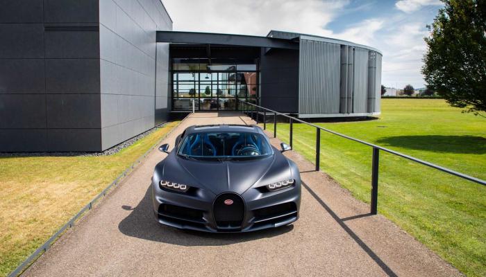 """""""Bugatti Chiron"""" ən sürətli avtomobil olmağa iddialıdır"""