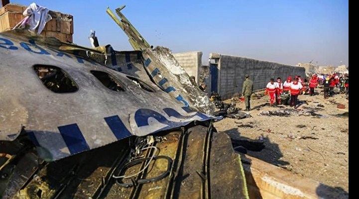 Сбивший украинский самолет иранец находится в тюрьме