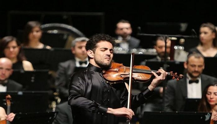 Концертный сезон Анталии откроет азербайджанский «Паганини»