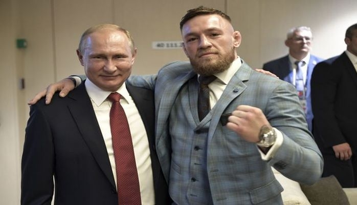 Путин оценил бой Нурмагомедова и Макгрегора