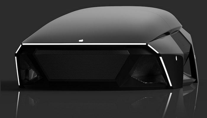 Apple готовит беспилотный автомобиль с «революционным дизайном»