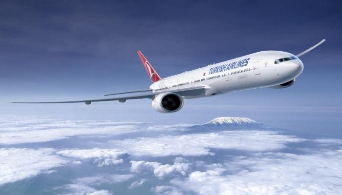 Turkish Airlines приостановила все международные рейсы до мая