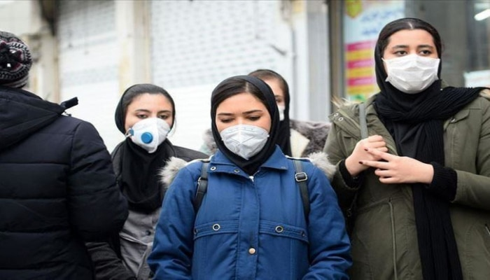 В Иране число инфицированных коронавирусом за сутки впервые превысило 3 тыс.