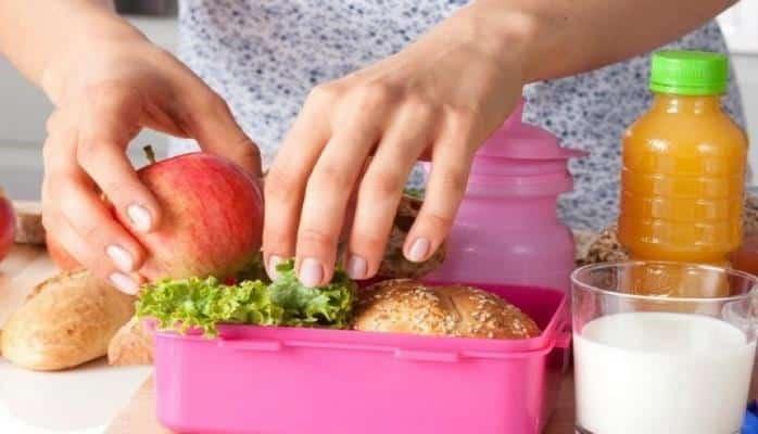 Идеи для школьного перекуса