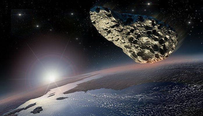 Получены первые в истории снимки с астероида