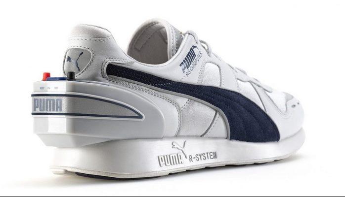Puma 1986 model 'teknolojik' ayakkabısını canlandırmaya karar verdi